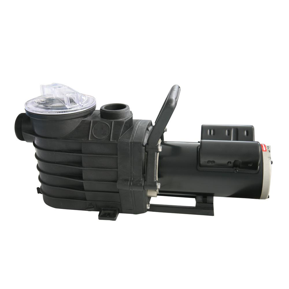 medium resolution of 48s 1 5 hp single speed in ground pool pump with copper