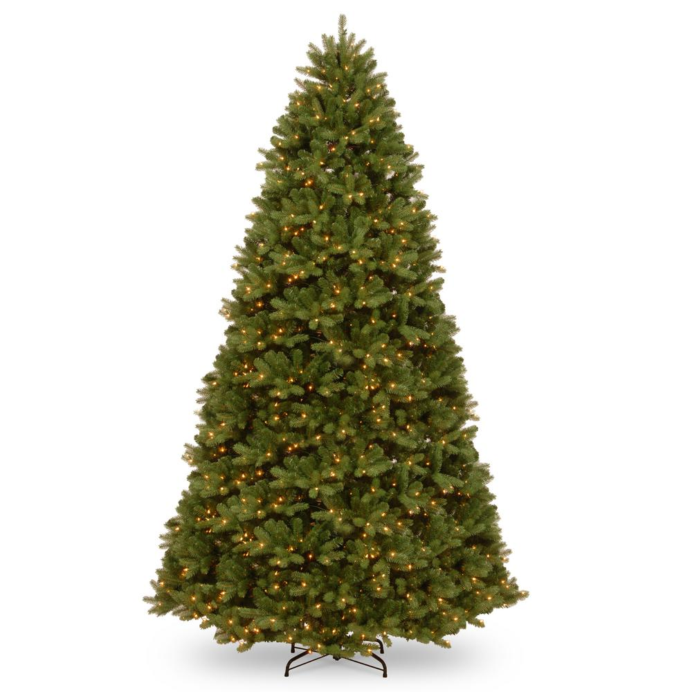 hight resolution of feel real newberry spruce hinged tree with 1500 dual color led lights and powerconnect