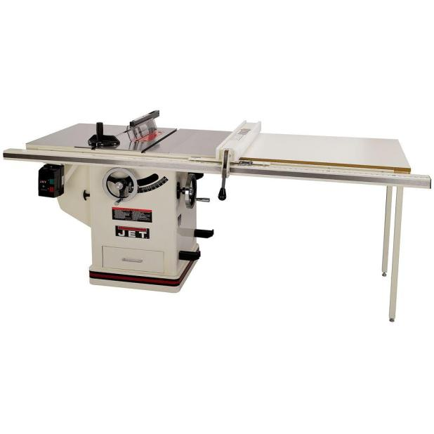 Deluxe Xacta Saw Table With 50 In Fence