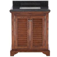 Home Decorators Collection Cedar Cove 30 in. Vanity in Oak ...