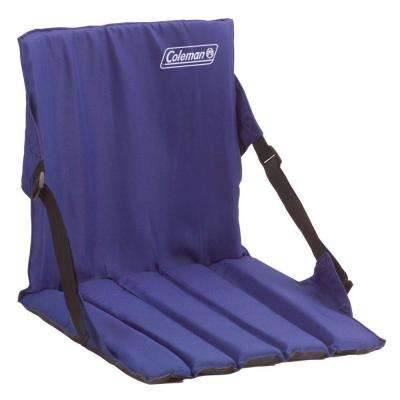 home depot camping chairs folding chair and table set furniture the stadium seat blue