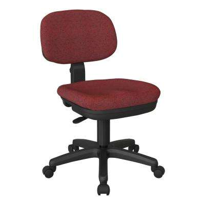 office chair red for kid room yes work smart chairs home furniture the basic