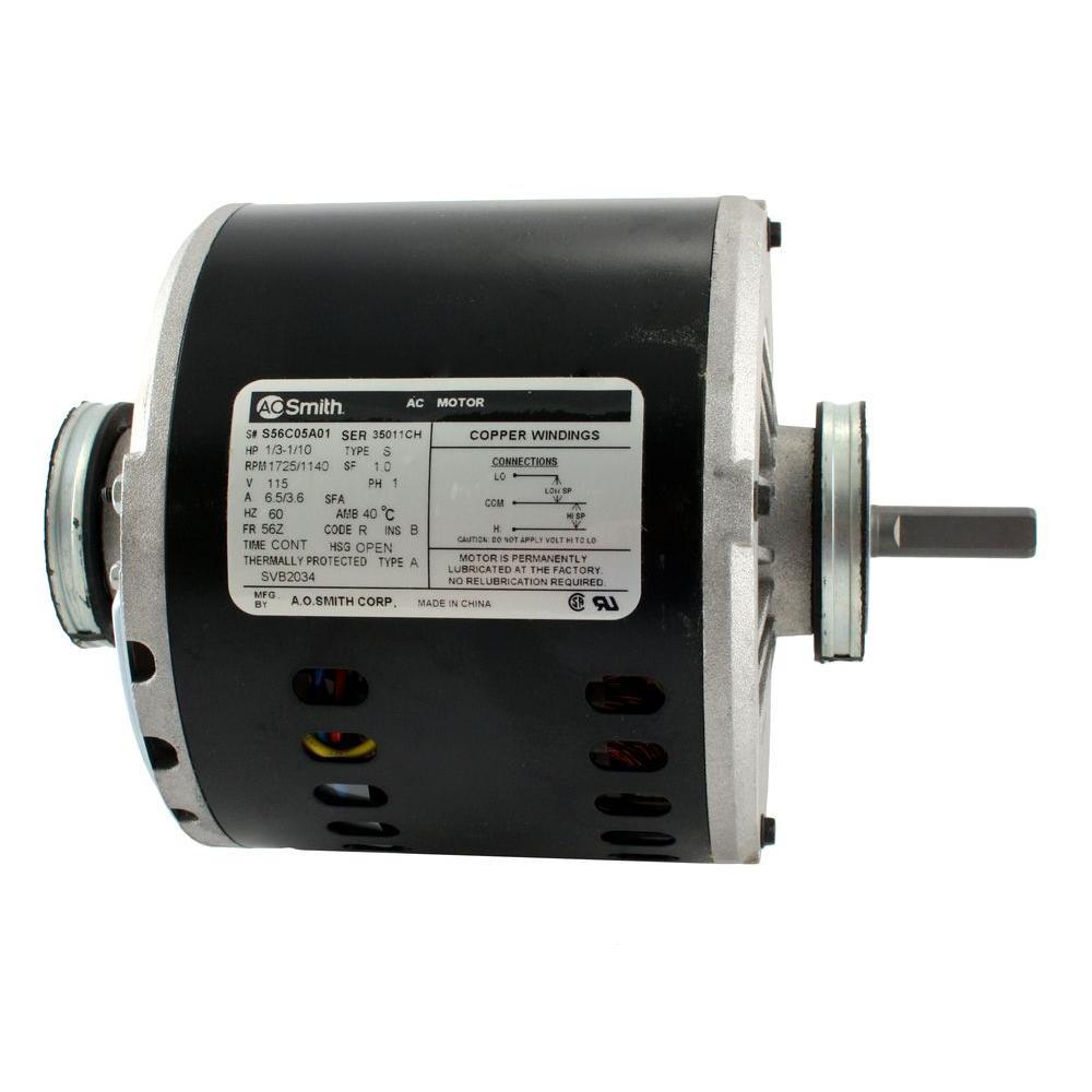 medium resolution of 115 volt 1 3 hp evaporative cooler motor 2 speed