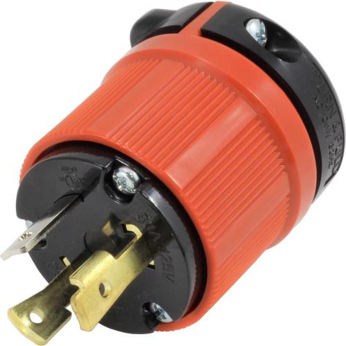 small resolution of ac works ac connectors nema l5 30p 30 amp 125 volt 3 prong assembly l5 30p wiring ac plug