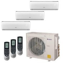 230 Volt Air Conditioner Wiring Diagram Basic Hvac Ladder Gree Multi-21 Zone 29000 Btu Ductless Mini Split With Heat, Inverter And Remote ...
