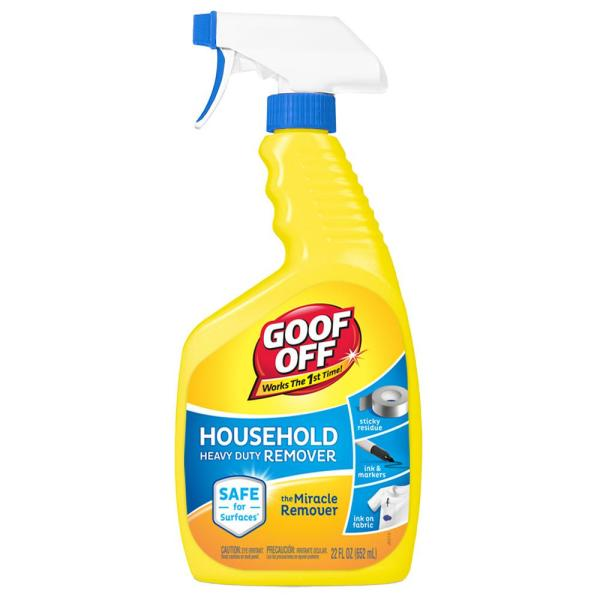 Goof 22 Oz. Heavy Duty Spot Remover And Degreaser-fg659 - Home Depot