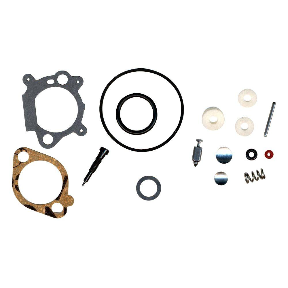 hight resolution of briggs stratton carburetor overhaul kit for 3 5 4 hp max series quantum and 5 hp industrial plus engines