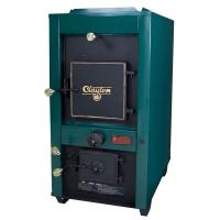 US Stove Clayton 3,600 sq. ft. Coal Only Warm Air Furnace ...