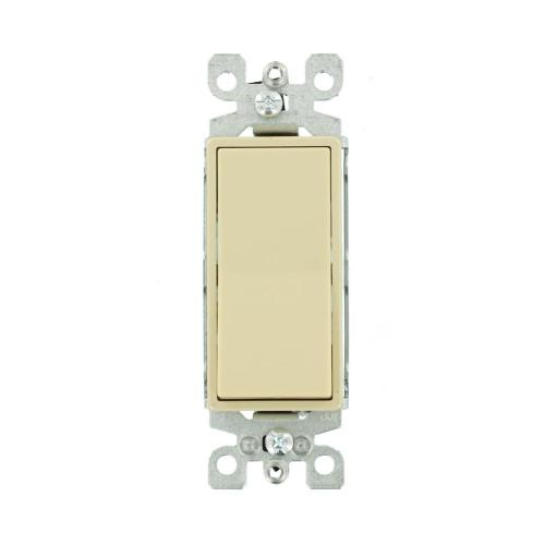 small resolution of leviton 15 amp decora residential grade 3 way lighted rocker switch ivory