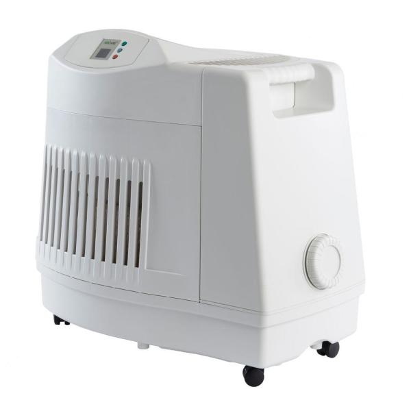 Aircare 3.6-gal. Evaporative Humidifier 3 600 Sq. Ft.-ma1201 - Home Depot