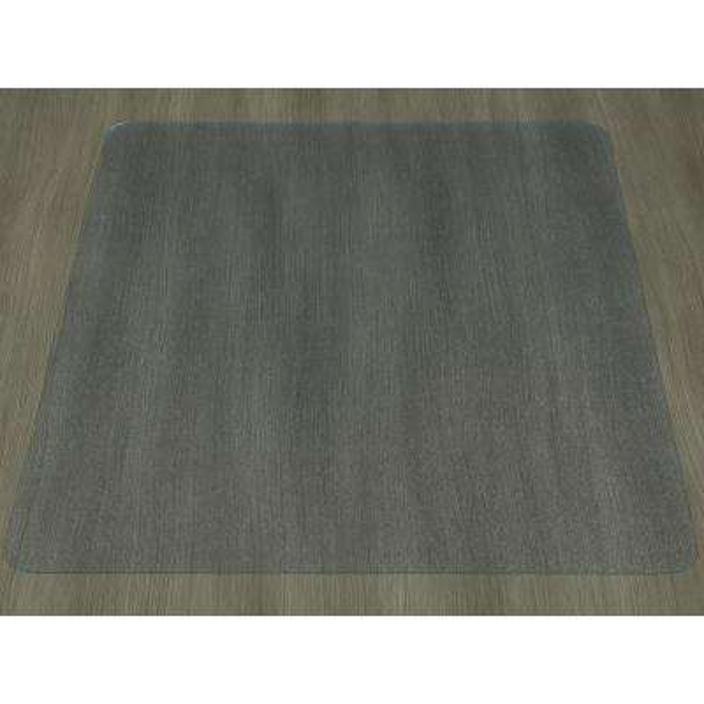 chair mat home depot garden covers the range office 20 30 hard floor clear in x 48 vinyl