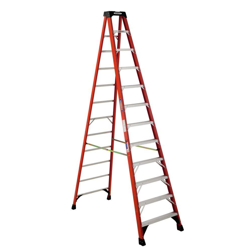 12 Ladder 300 Lb Home Depot