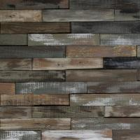 Nuvelle Take Home Sample - Deco Planks Weathered Gray ...