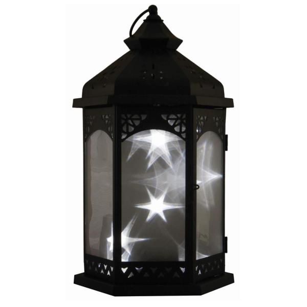 LED Outdoor Solar Lanterns with Candles