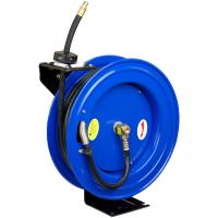Cyclone Pneumatic 50 ft. x 3/8 in. Retractable Air Hose ...