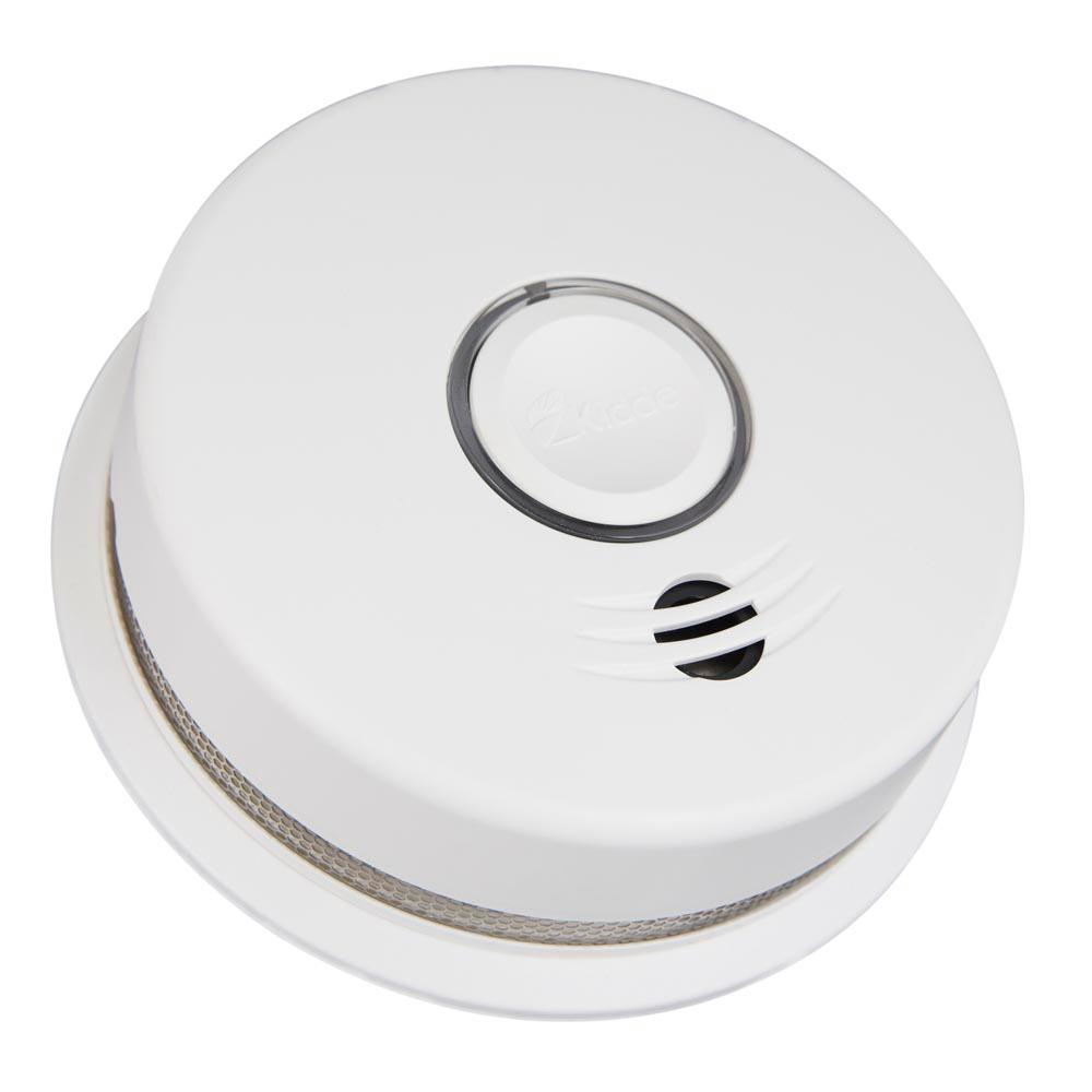 hight resolution of  4 kidde 10 year sealed battery smoke detector with intelligent wire free voice interconnect