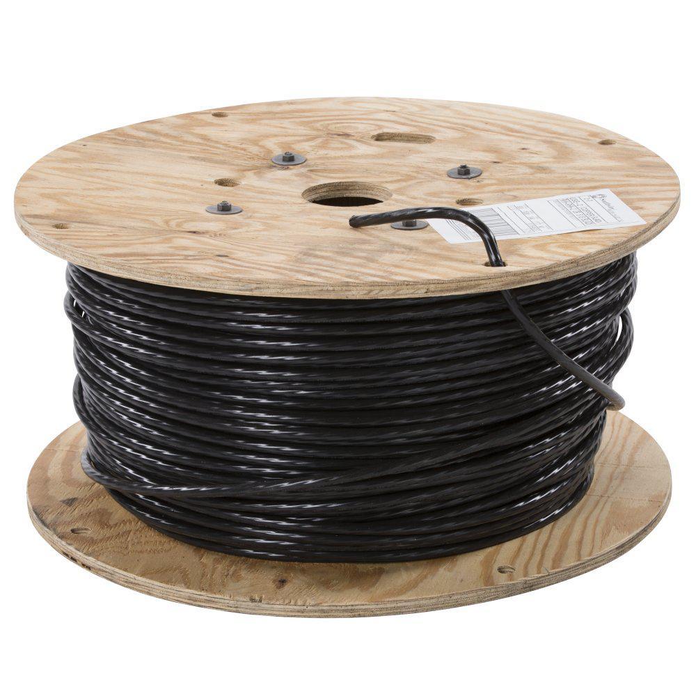 medium resolution of 2 black stranded cu use 2 cable