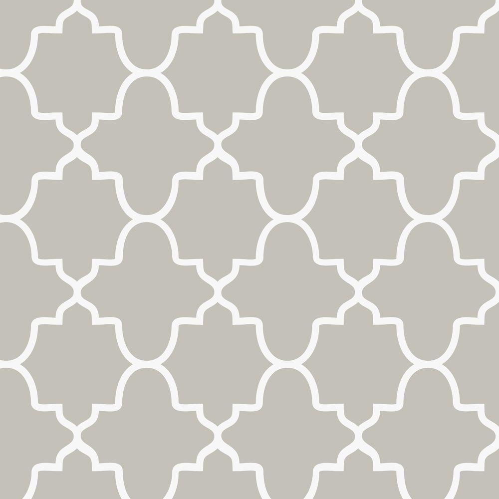 Stencil Ease 45 in. x 45 in. Fes Wall Painting Stencil