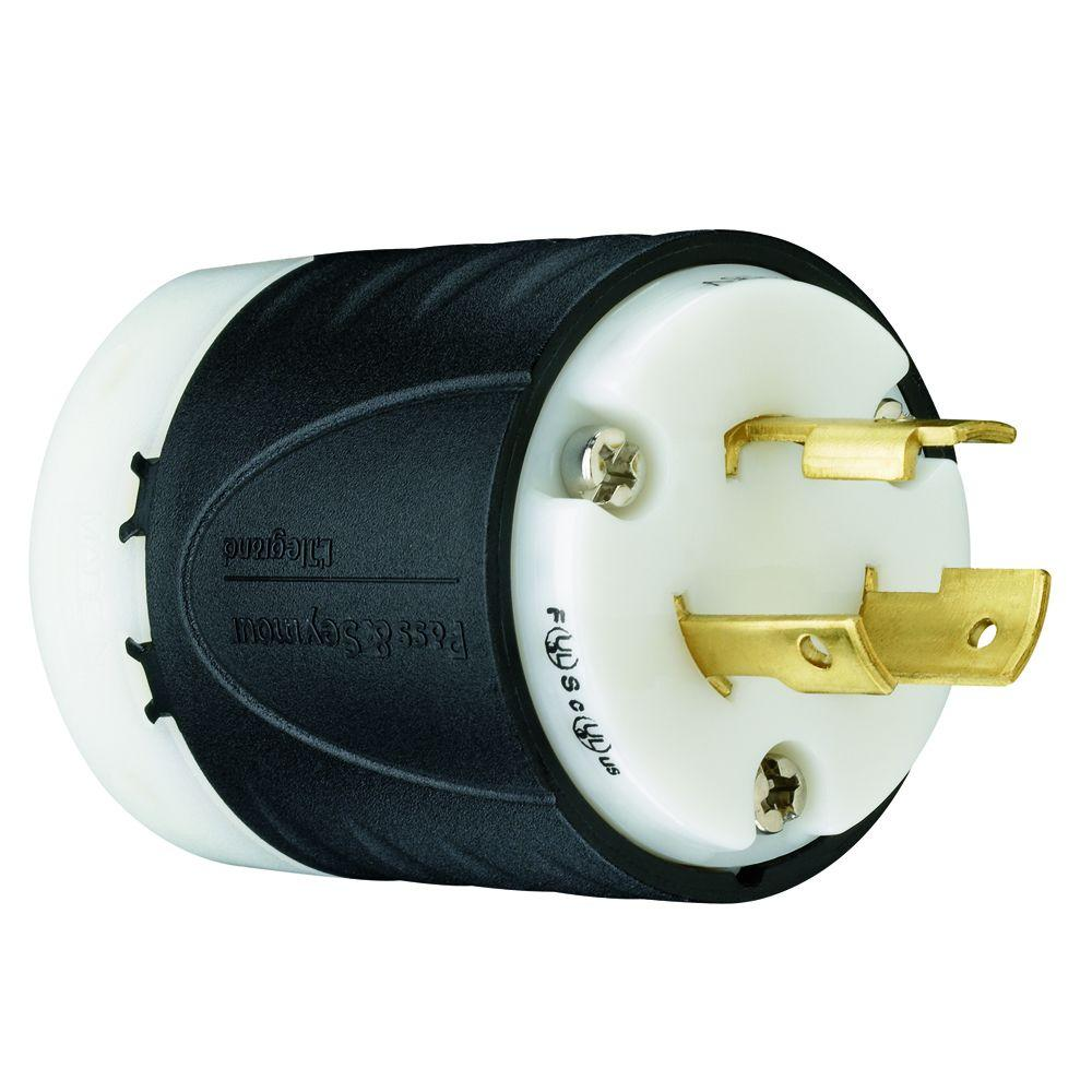 hight resolution of legrand pass and seymour turnlok 20 amp 125 volt plug