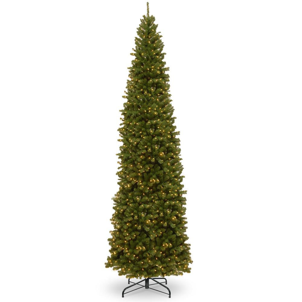 National Tree Company 14 Ft North Valley Spruce Pencil