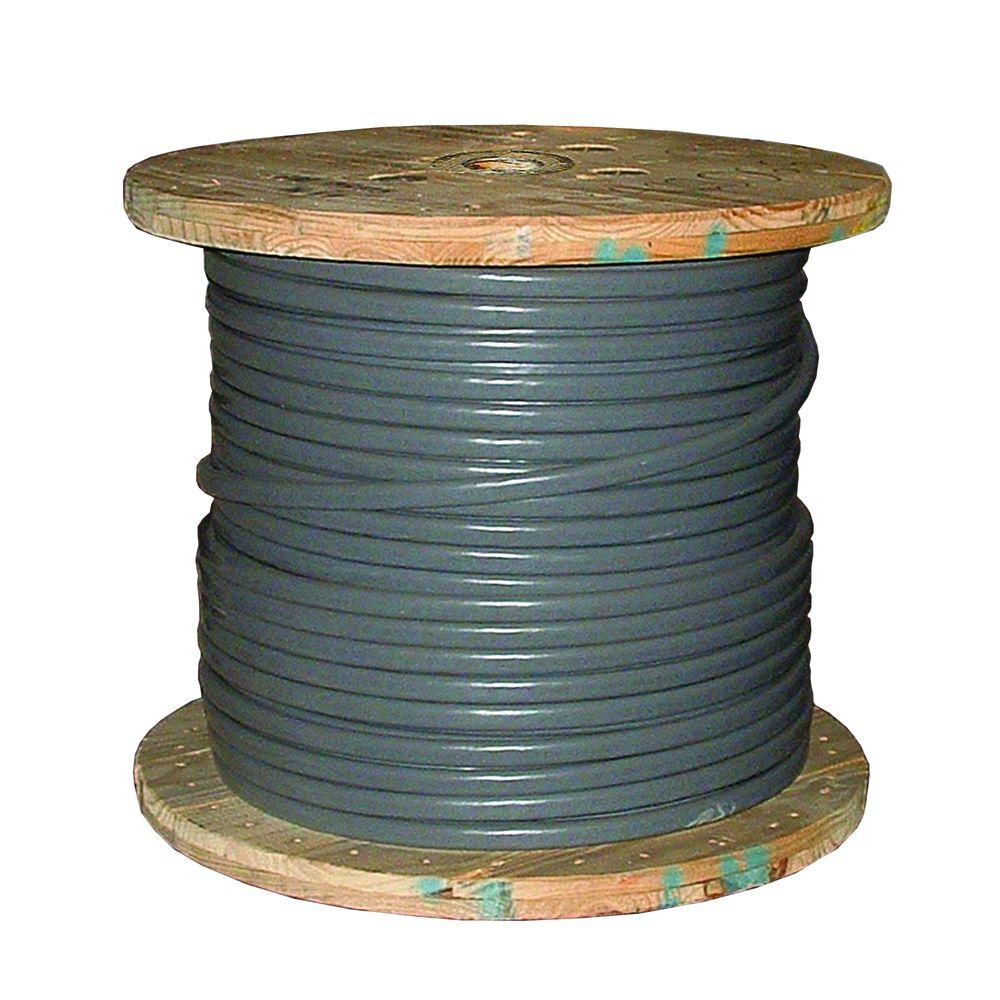 medium resolution of 2 2 2 4 gray stranded cu ser cable 26701302 the home depot