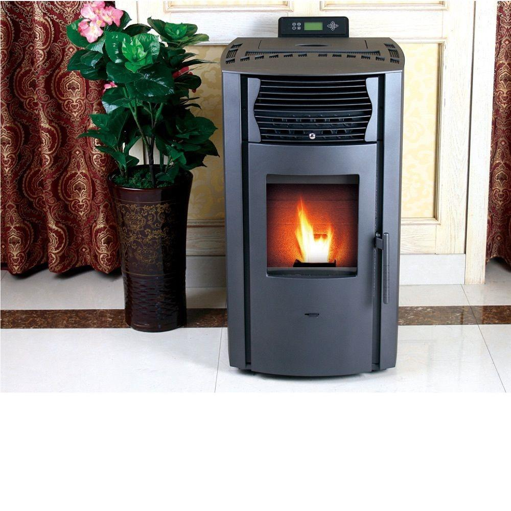 hight resolution of epa certified pellet stove with auto ignition and 47 lb