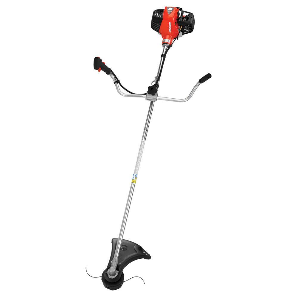 ECHO 30.5 cc Gas 2-Stroke Cycle U-Handle Brush Cutter-SRM