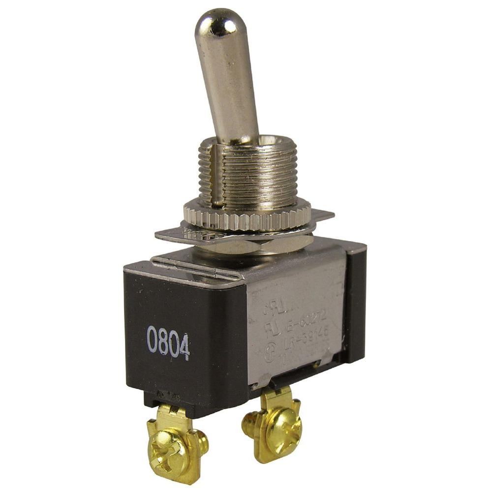 hight resolution of gardner bender 20 amp single pole toggle switch 1 pack