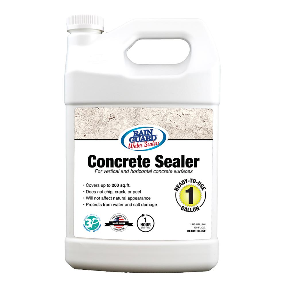 H C Water Based Concrete Sealer