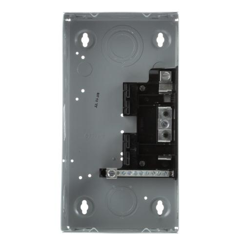 small resolution of square d qo 30 amp 2 space 2 circuit indoor main lug load center qo2l30scp the home depot