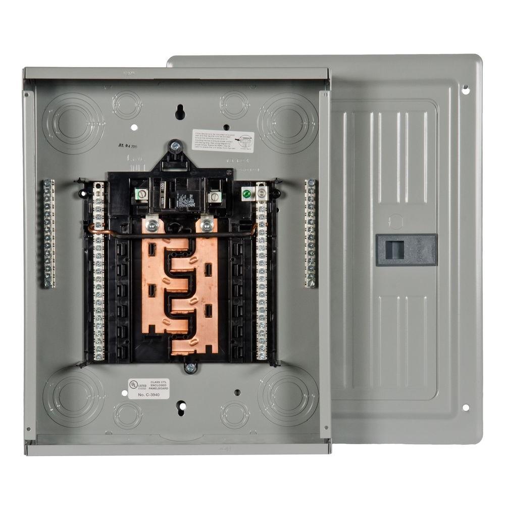 medium resolution of siemens pl series 100 amp 12 space 24 circuit main breaker indoor load center