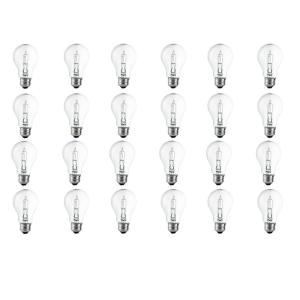 EcoSmart 100-Watt Equivalent A19 Dimmable Clear Eco
