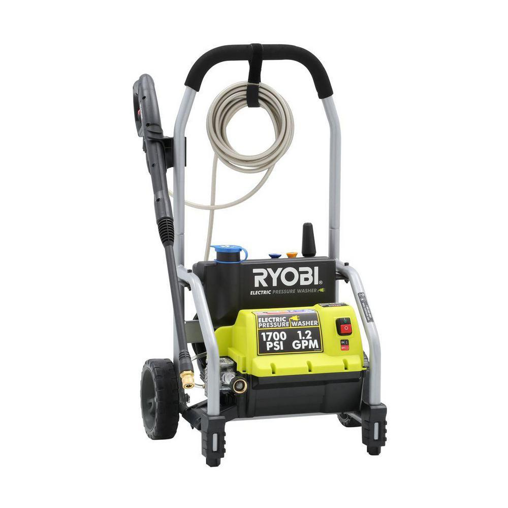 medium resolution of 1 700 psi 1 2 gpm electric pressure washer