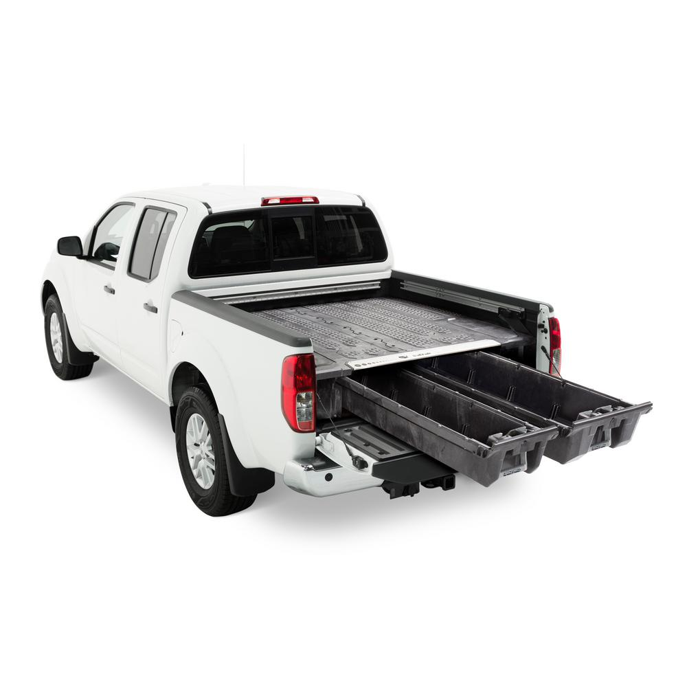 medium resolution of pick up truck storage system for nissan frontier
