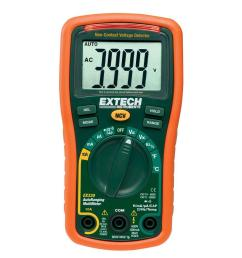 extech instruments manual multimeter with ncv 4000 ct auto ranging temp [ 1000 x 1000 Pixel ]