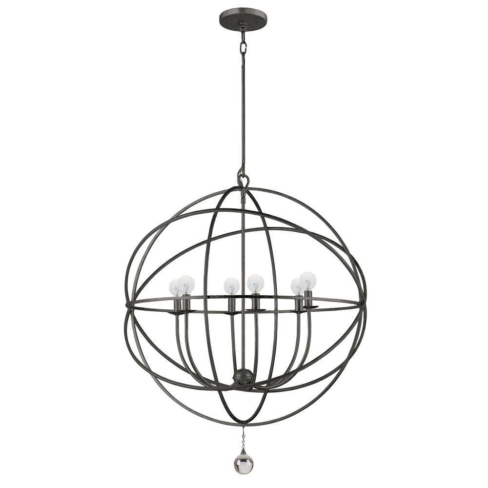 Home Decorators Collection Solaris Collection 6-Light