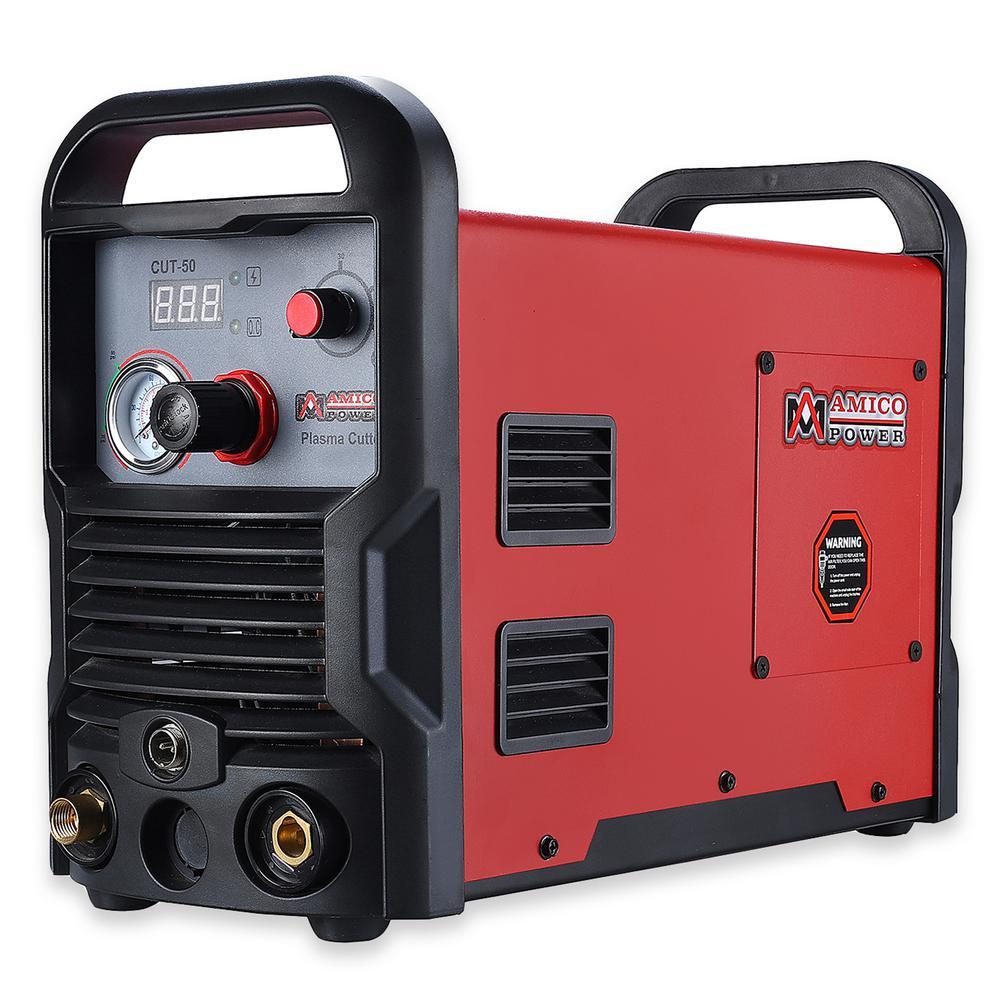 medium resolution of 50 amp plasma cutter colossal tech 3 4 in clean cut 110 230 volt compatible dc inverter cutting machine