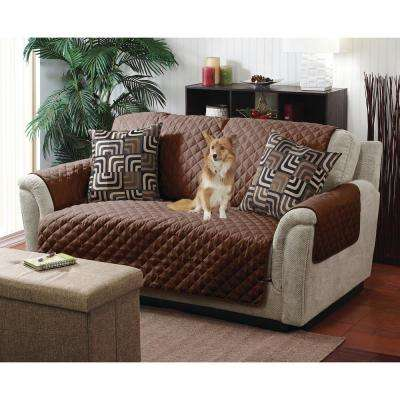living room slipcovers elegant contemporary rooms furniture the home depot 75 in x 110 double side sofa protector cover
