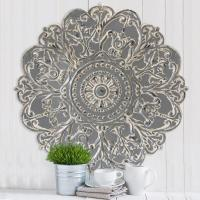 Home Decorators Collection Amaryllis Metal Wall Decor in ...