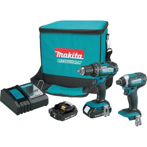 small resolution of 18 volt lxt lithium ion cordless driver drill and impact driver combo kit