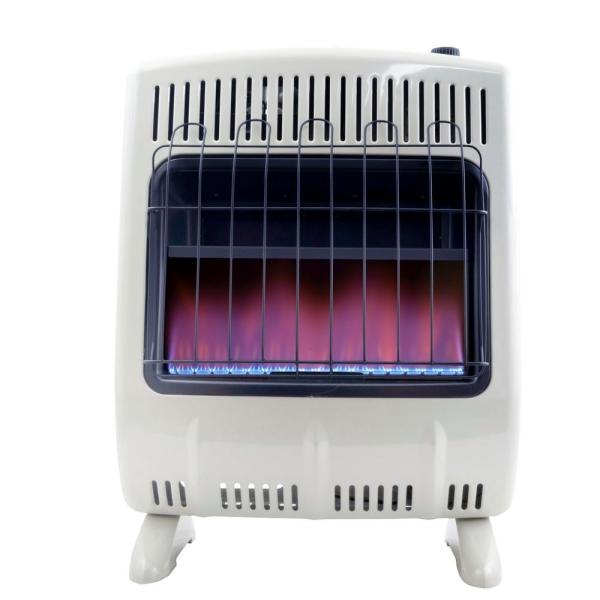 Blue Flame Vent Free Propane Gas Heater