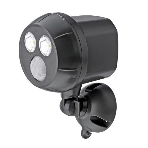small resolution of mr beams 400 lumen outdoor brown weatherproof wireless battery powered led ultra bright spot light with motion sensor mb390 the home depot