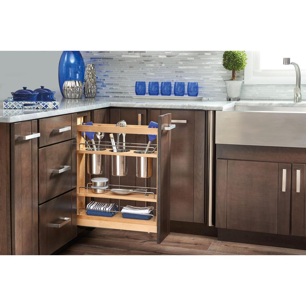 Kitchen Cabinet Organizers  Kitchen Storage