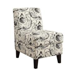 Accent Chairs Gray Pattern Folding Chair Covers Cheap Acme Furniture Ollano Ii Floral With Storage