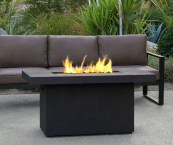 fire pit table gas