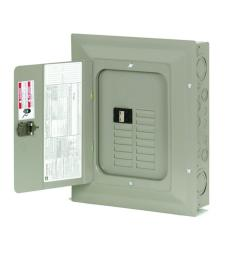 eaton ch 100 amp 14 space 14 circuit indoor main breaker loadcenter with cover [ 1000 x 1000 Pixel ]