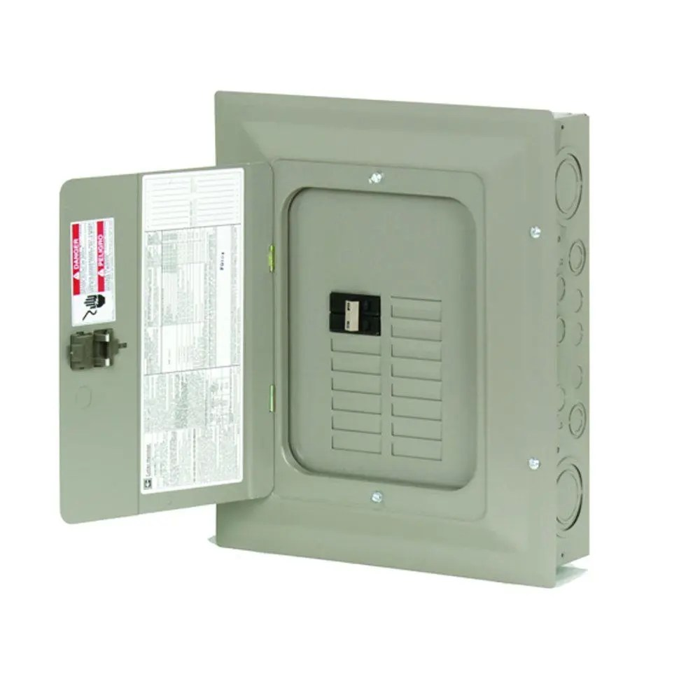 hight resolution of eaton ch 100 amp 14 space 14 circuit indoor main breaker loadcenter with cover