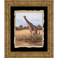 "Classy Art 22 in. x 26 in. ""Promotional Line 22X26"" Framed ..."