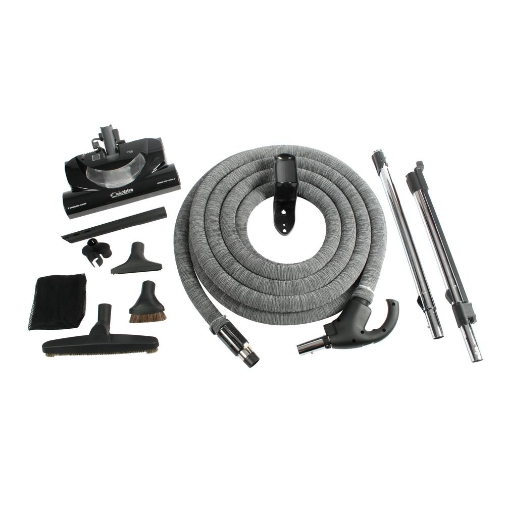 hight resolution of cen tec complete electric powerhead kit with direct connect hose for central vacuums