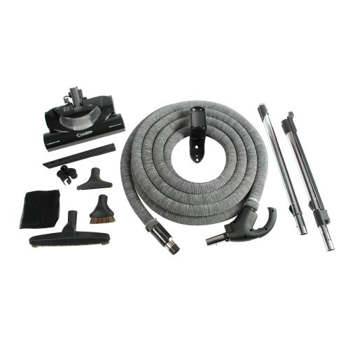 small resolution of cen tec complete electric powerhead kit with direct connect hose for central vacuums